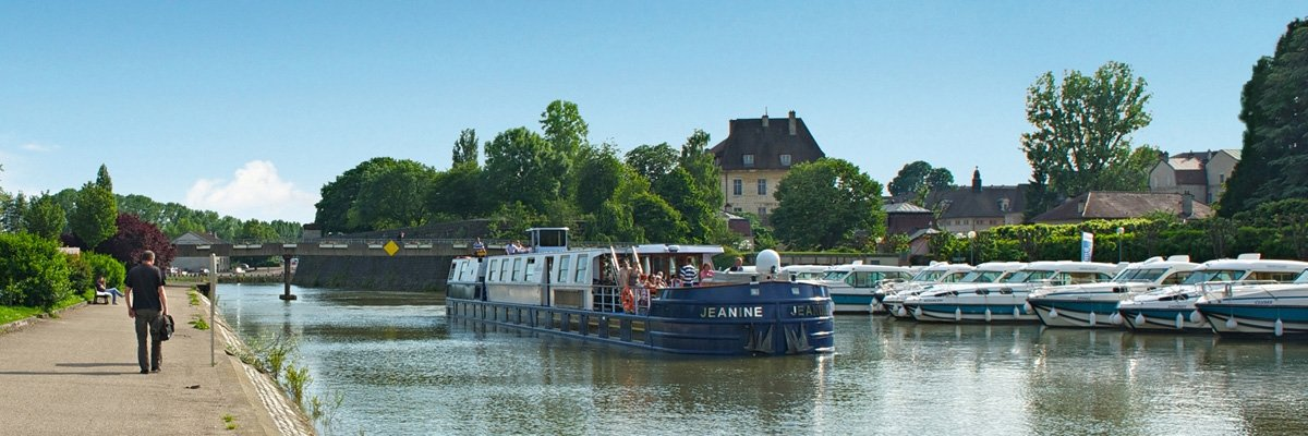 Dijon to Besancon cruise