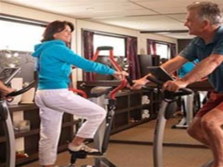amadeus princess fitness room