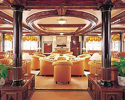 sea cloud II lounge