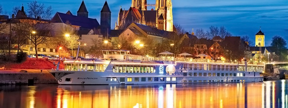 River Princess sailing the Danube