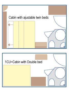 belle de cadix room plan