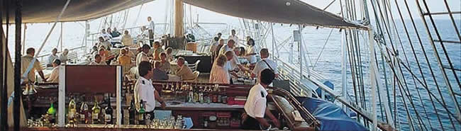 Sea Cloud Bar